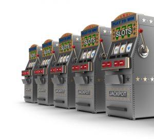 Slotmaschinen